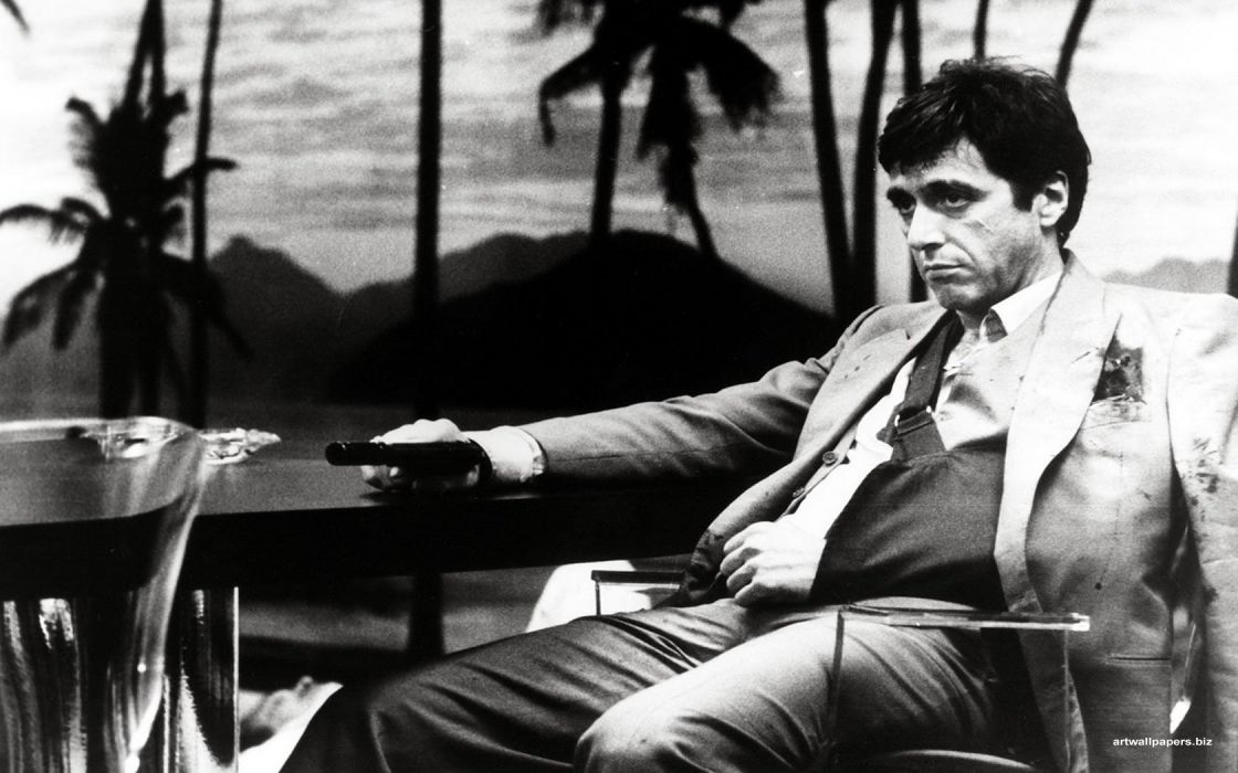 Movies Scarface Al Pacino Wallpaper 1680x1050 325174