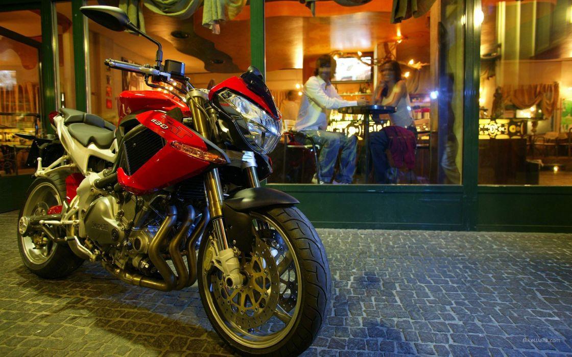 vehicles benelli  motorbikes Tornado wallpaper