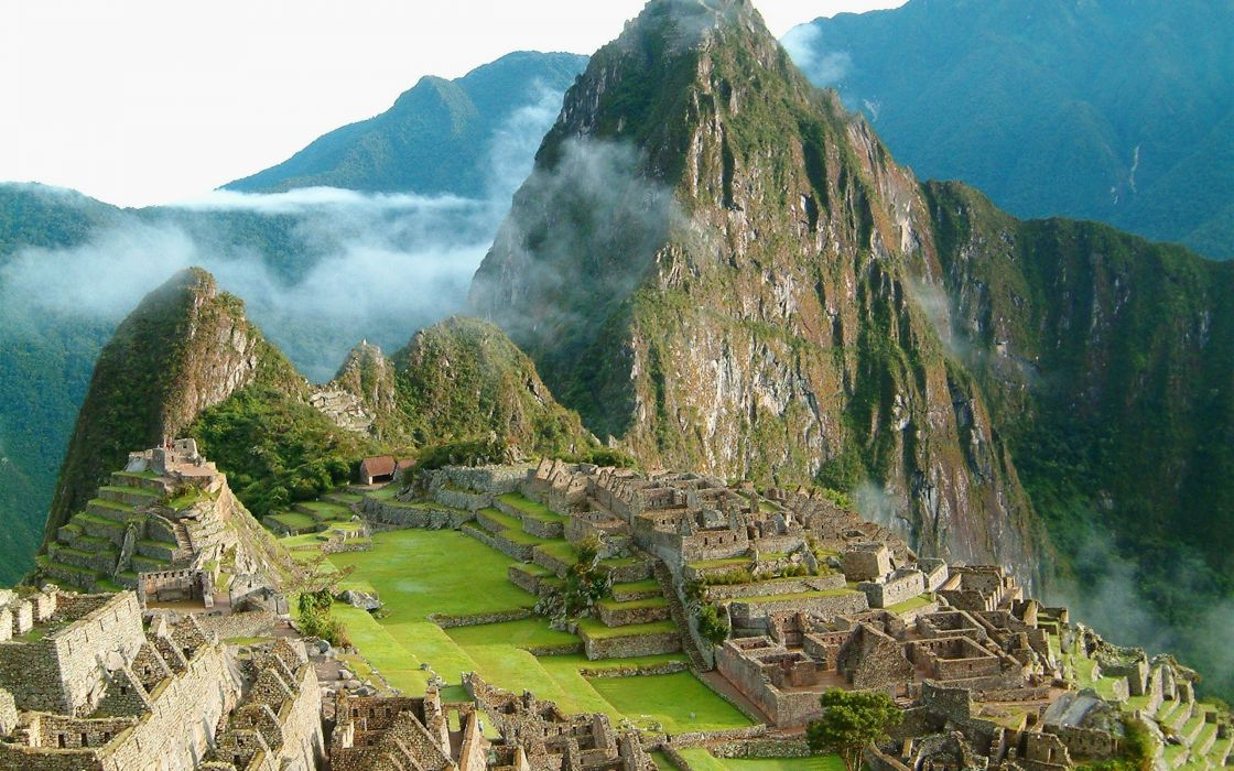 nature Peru Machu Picchu wallpaper