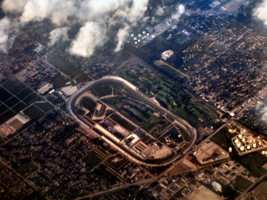 Indianapolis Motor Speedway wallpaper