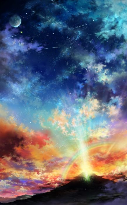 clouds scenic skyscapes skies Original Content wallpaper