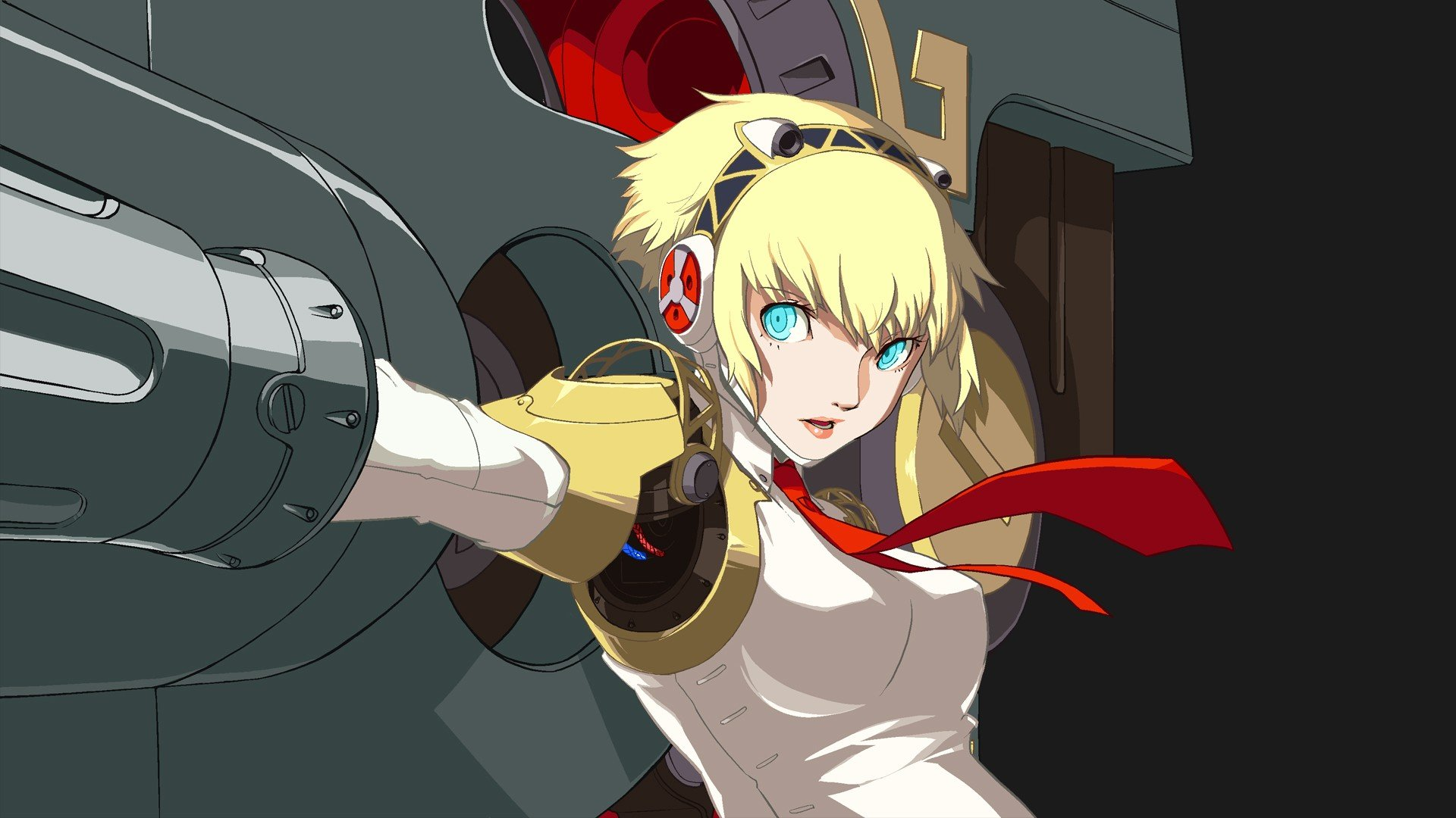 Dating for sex: persona 3 fes dating aigis mechtronics