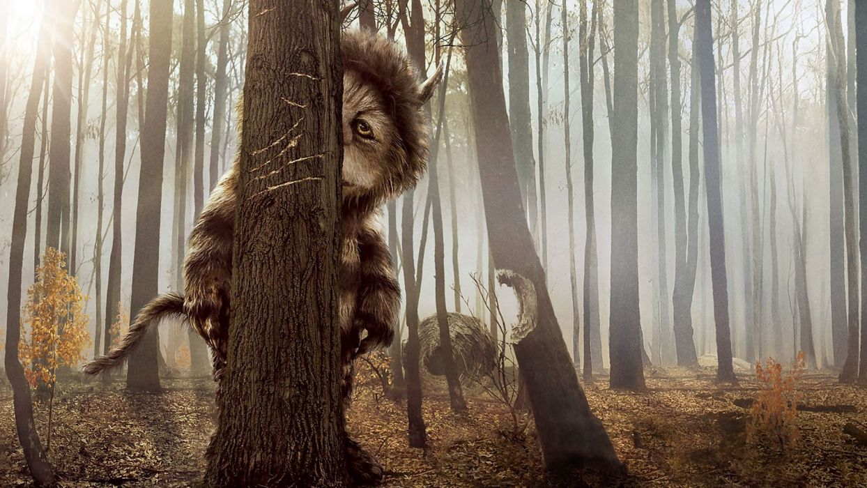 movies Where the Wild Things Are wallpaper