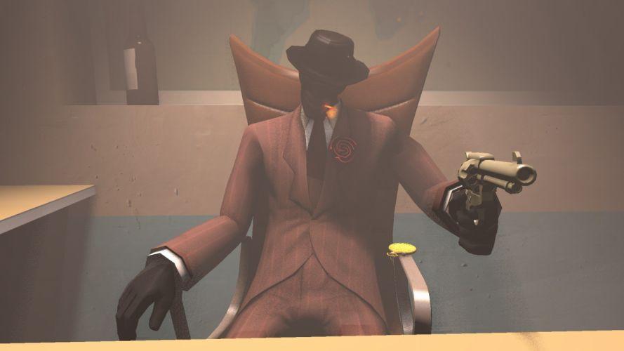 steam video games Spy TF2 Team Fortress 2 spy wallpaper