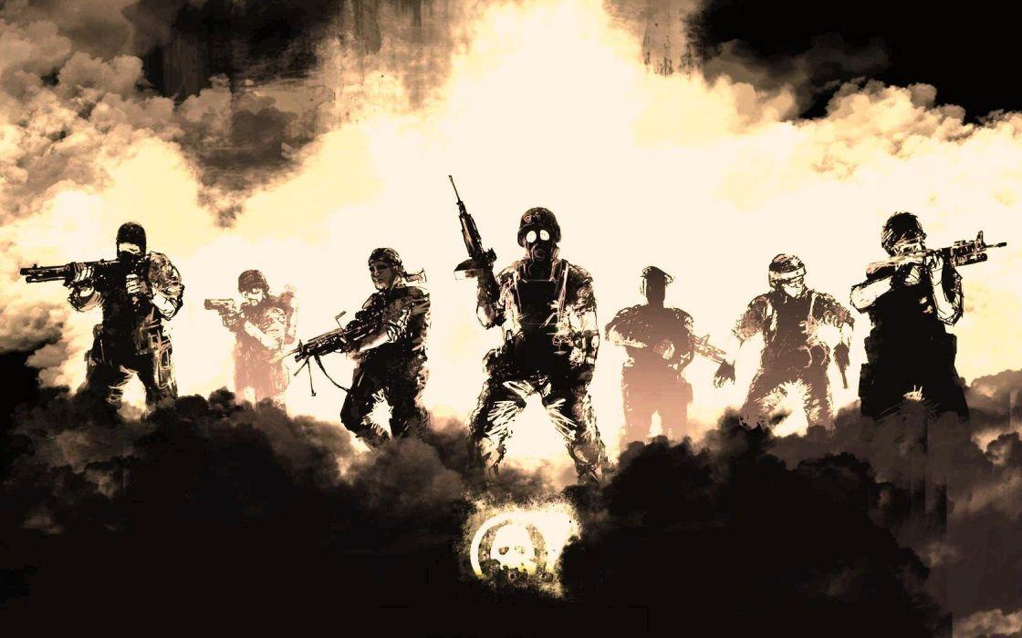 Opposing Force wallpaper