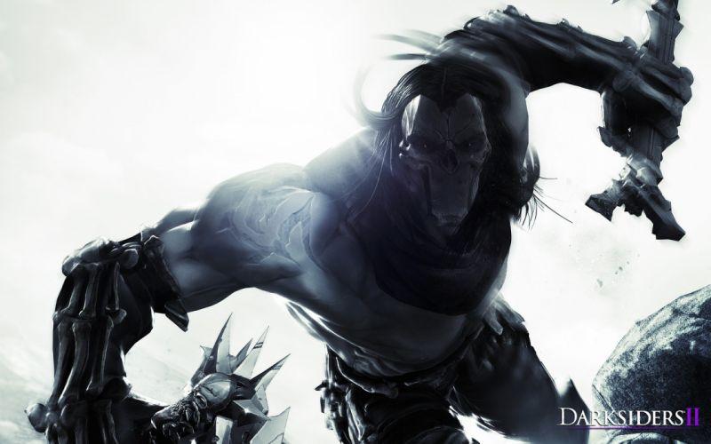 death Darksiders 2 wallpaper