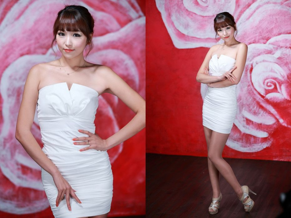 models Asians Korean Lee Eun Hye wallpaper