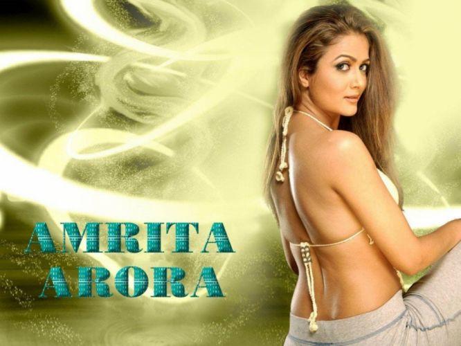 AMRITA ARORA indian actress babe (42) wallpaper
