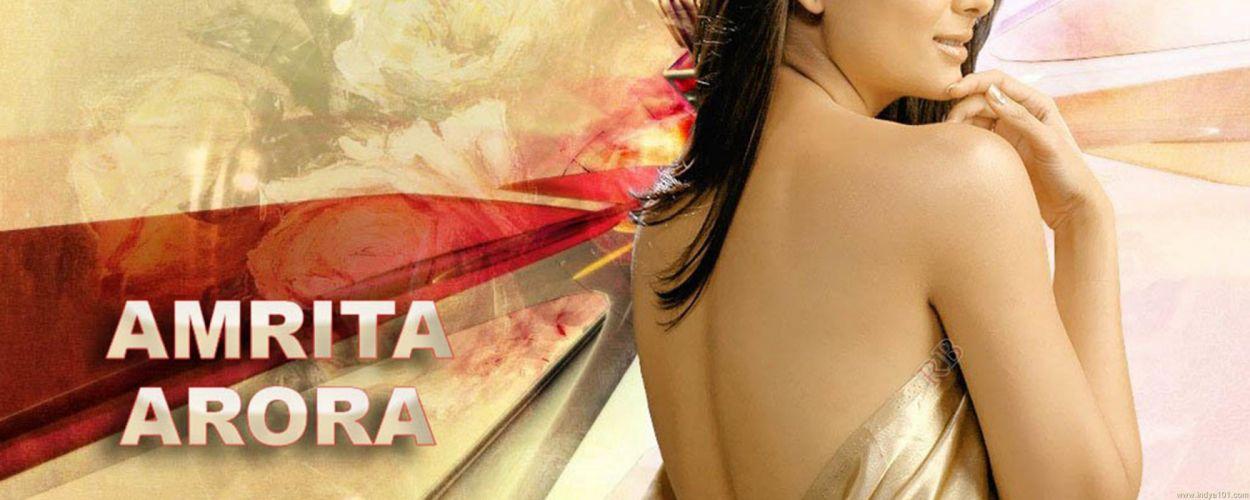 AMRITA ARORA indian actress babe (45) wallpaper