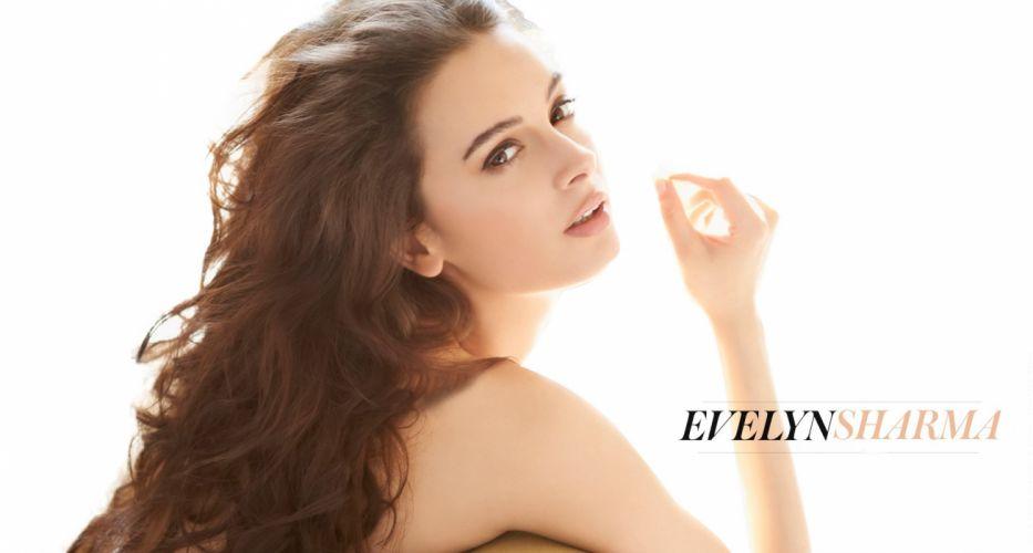 EVELYN SHARMA german indian actress model babe (21) wallpaper