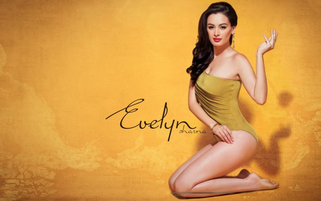 EVELYN SHARMA german indian actress model babe (40) wallpaper