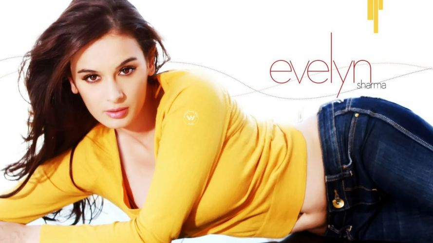 EVELYN SHARMA german indian actress model babe (56) wallpaper