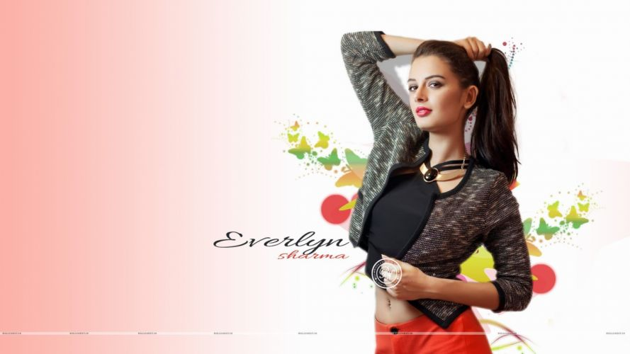 EVELYN SHARMA german indian actress model babe (68) wallpaper