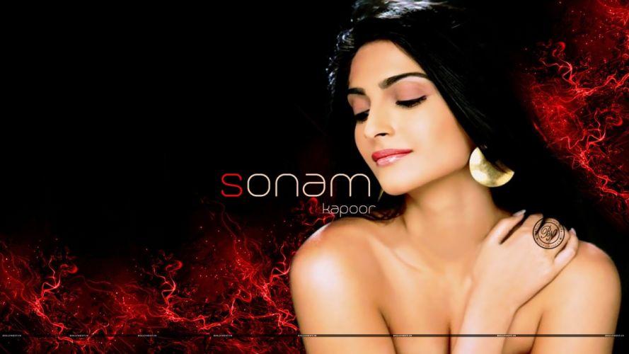 SONAM KAPOOR indian actress model (2) wallpaper