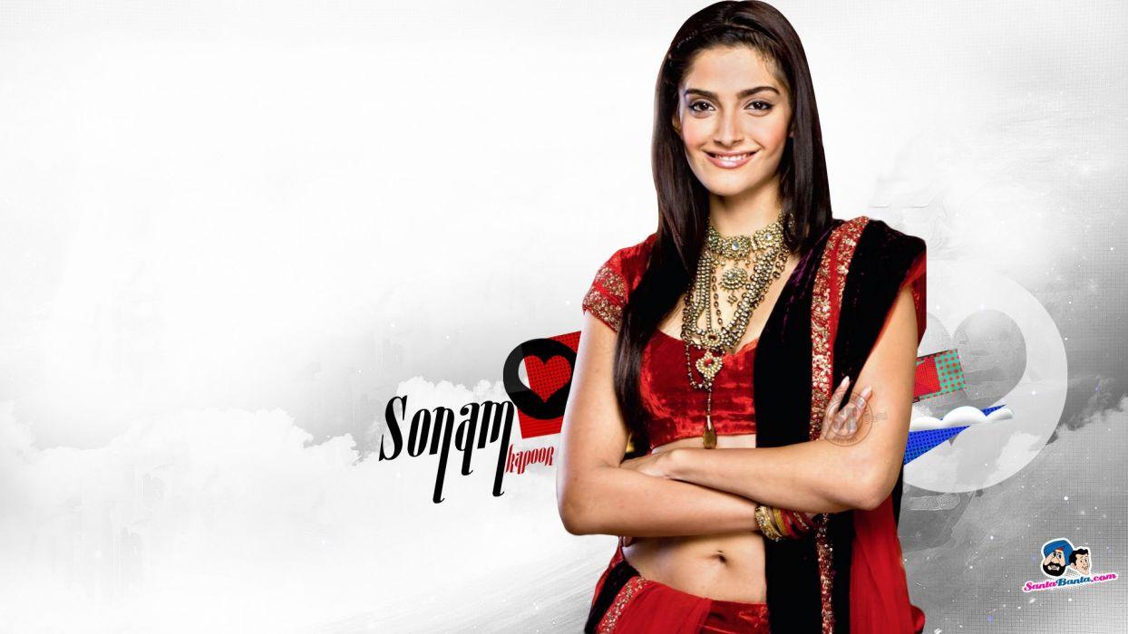SONAM KAPOOR indian actress model (18) wallpaper