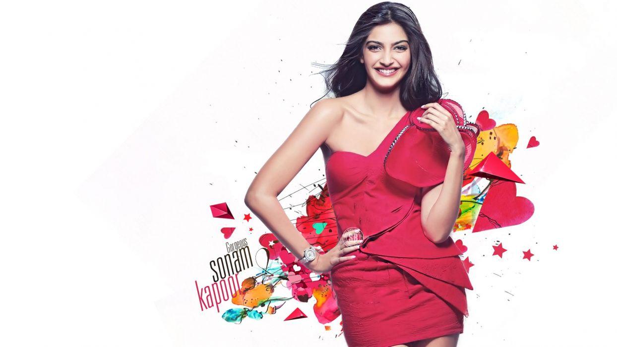 SONAM KAPOOR indian actress model (40) wallpaper