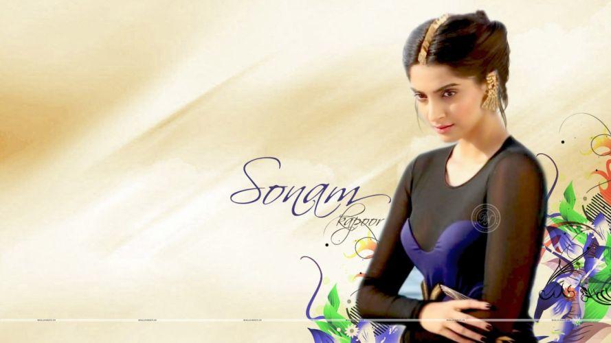 SONAM KAPOOR indian actress model (69) wallpaper