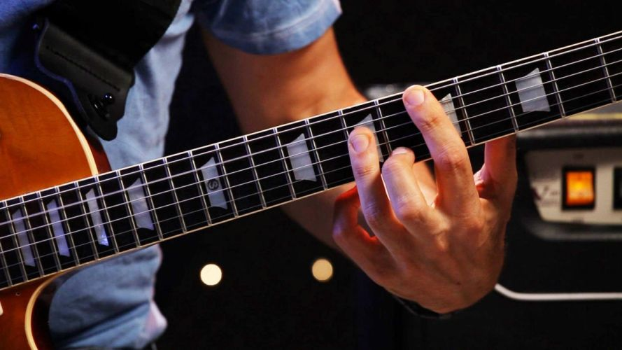 guitar heavy metal wallpaper
