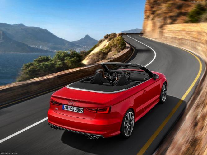Audi-S3 Cabriolet 2015 1600x1200 wallpaper 0e wallpaper