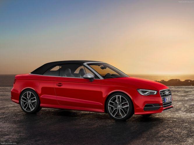 Audi-S3 Cabriolet 2015 1600x1200 wallpaper 08 wallpaper