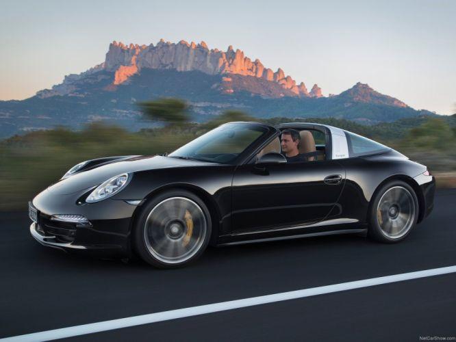 Porsche-911 Targa 2015 1600x1200 wallpaper 0a wallpaper