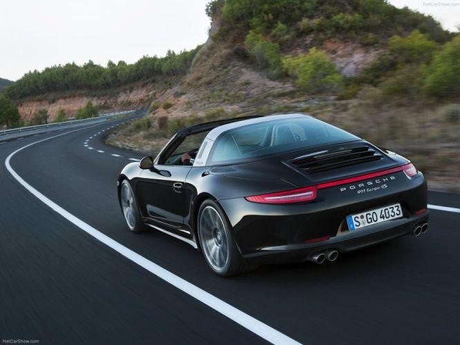 Porsche-911 Targa 2015 1600x1200 wallpaper 15 wallpaper