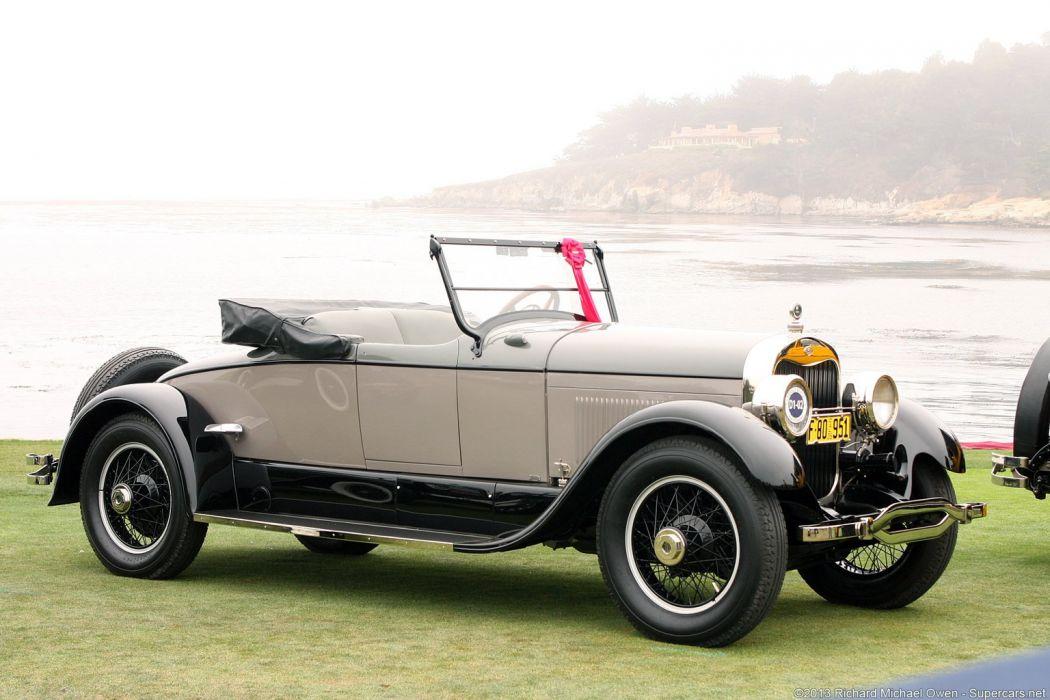 1925 Lincoln L Brunn Roadster wallpaper