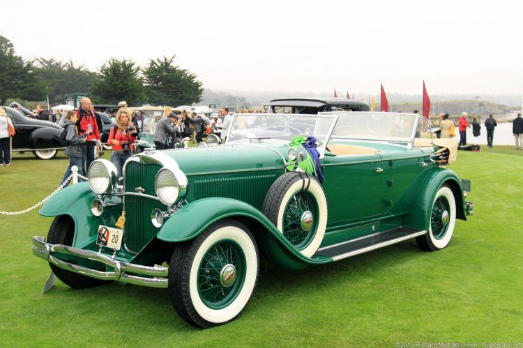 1931 Lincoln K Murphy Sport Phaeton wallpaper