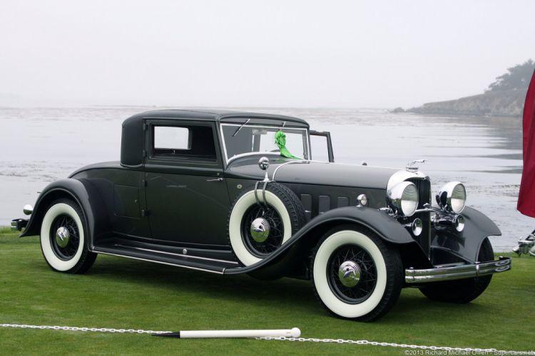 1932 Lincoln KB-244A Judkins Coupe wallpaper