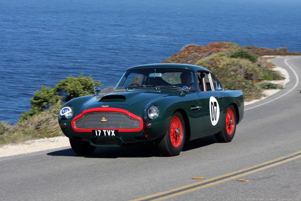 1960 Aston Martin DB4 GT Lightweight wallpaper