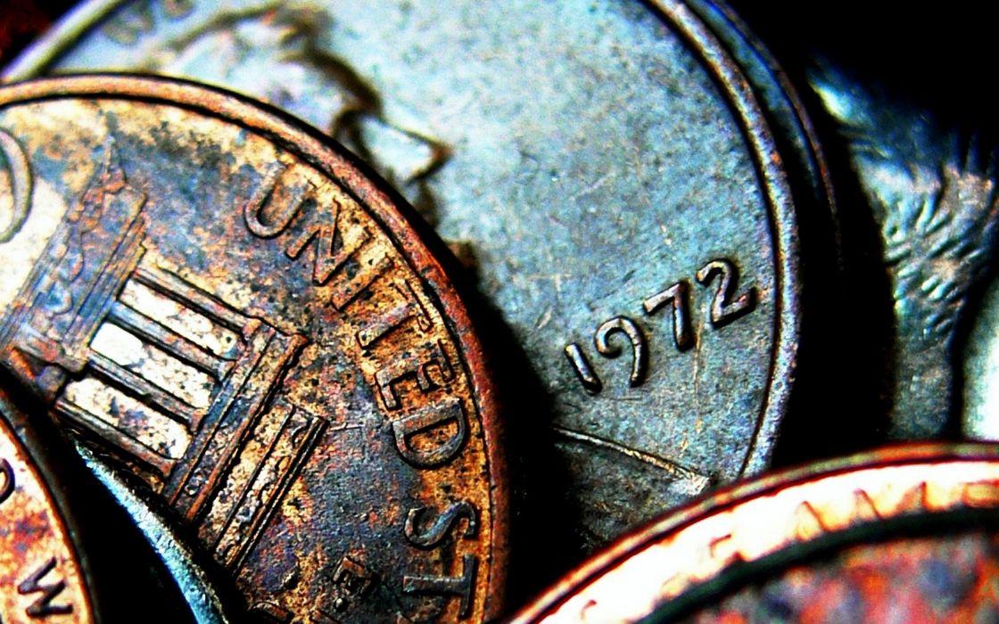 coins wallpaper