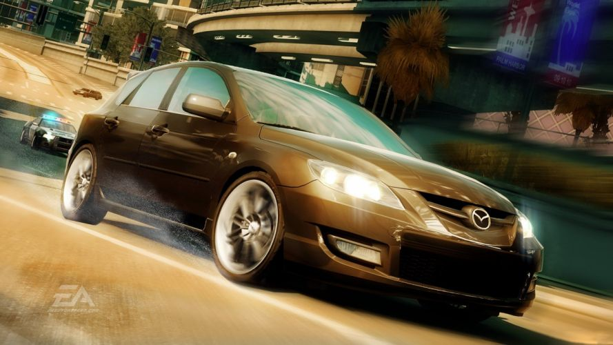 video games cars Need for Speed Need For Speed Undercover games JDM Japanese domestic market pc games Mazda Speed 3 wallpaper