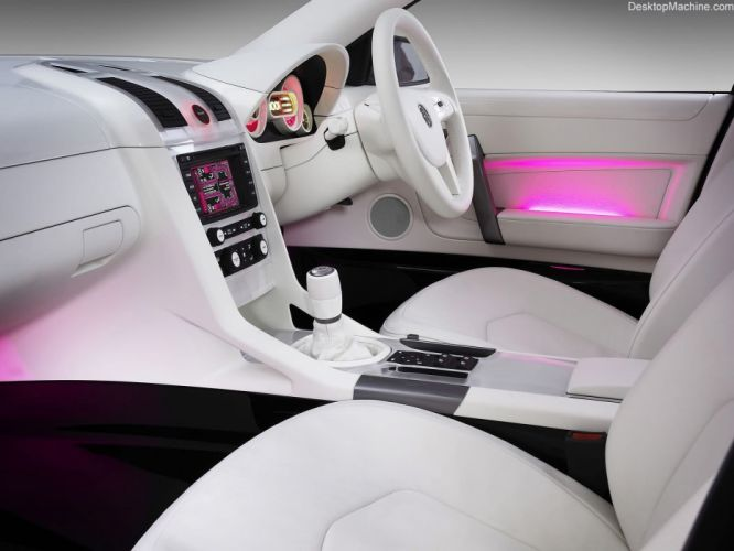 car interiors Holden Holden Torana TT36 Hatch Concept wallpaper