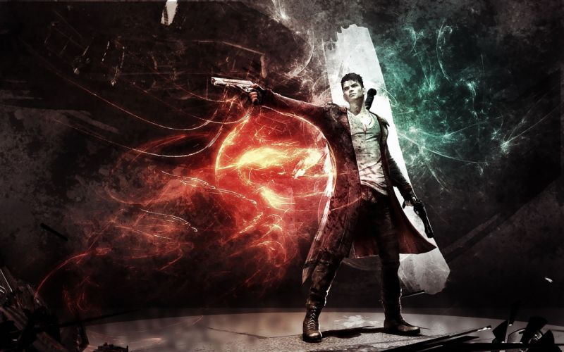 video games Devil May Cry Devil May Cry 5 wallpaper