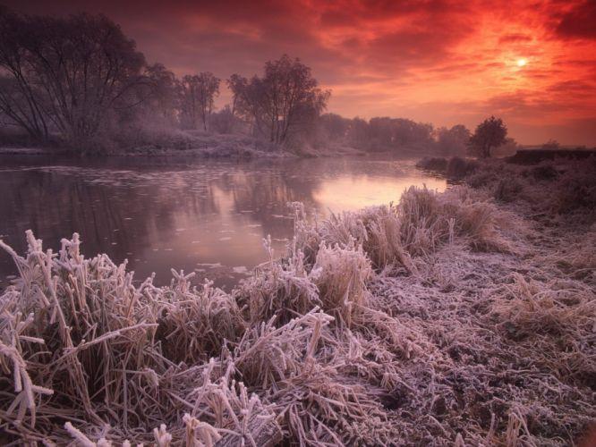 Britain rivers wallpaper