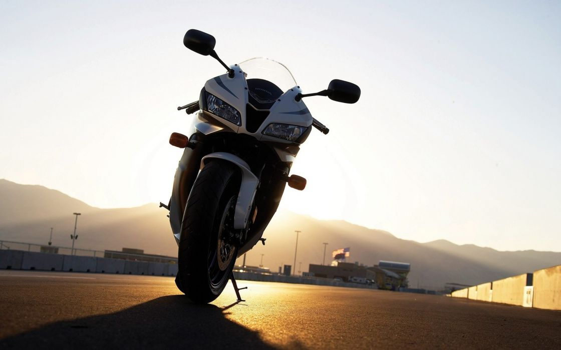 Honda motorbikes wallpaper