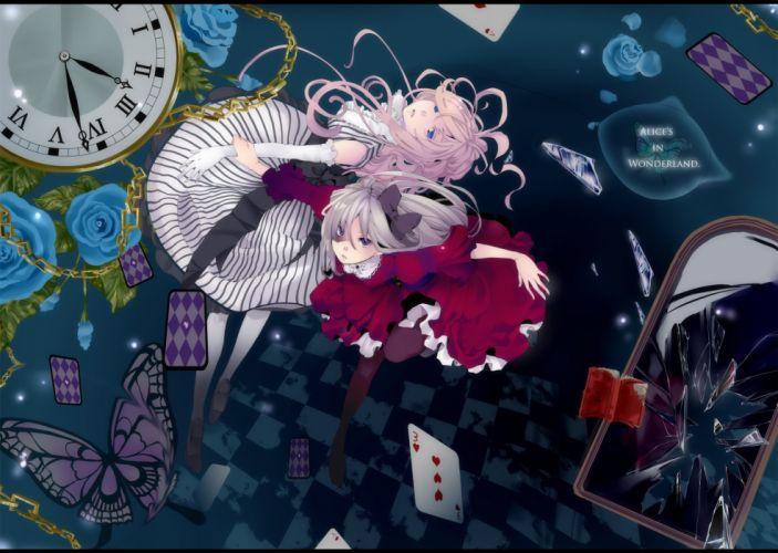 Alice anime girls wallpaper