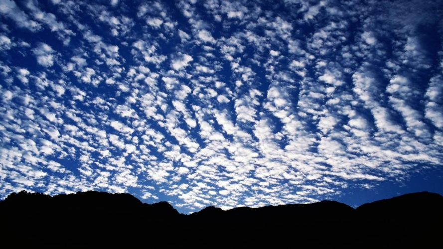 clouds Nepal skyscapes wallpaper