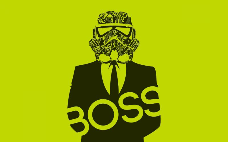 Star Wars boss wallpaper