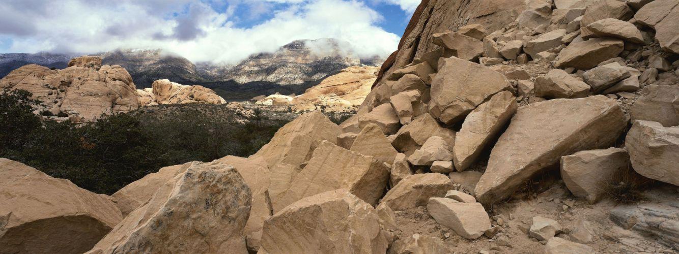 mountains nature rocks wallpaper