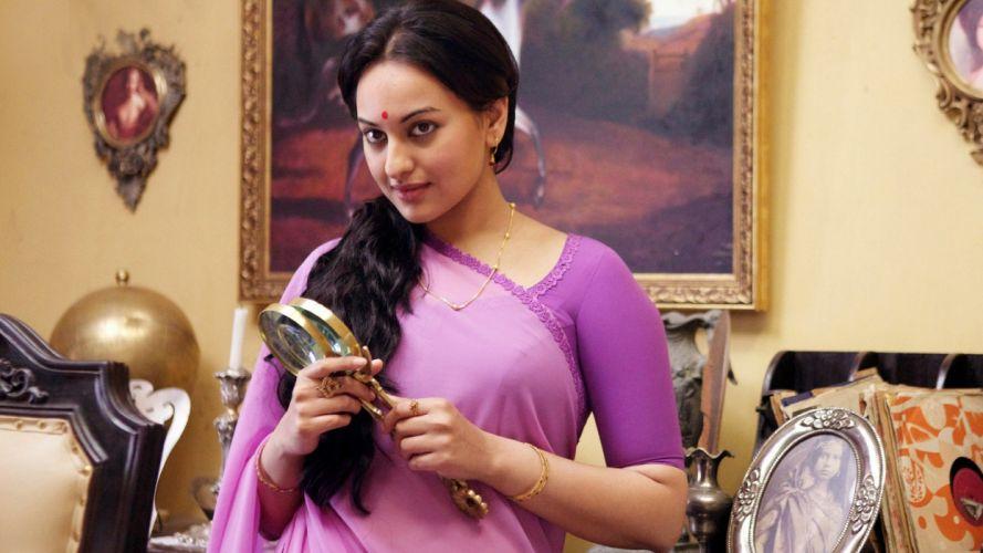 Bollywood Sonakshi Sinha Bollywood actress wallpaper