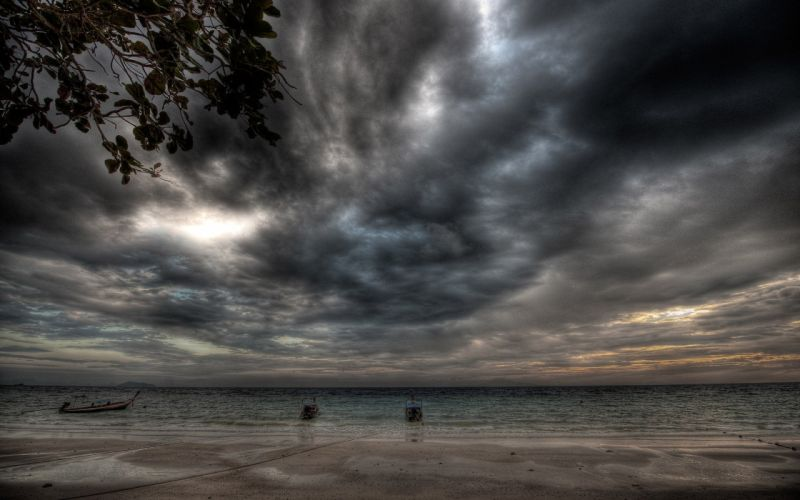 HDR photography wallpaper