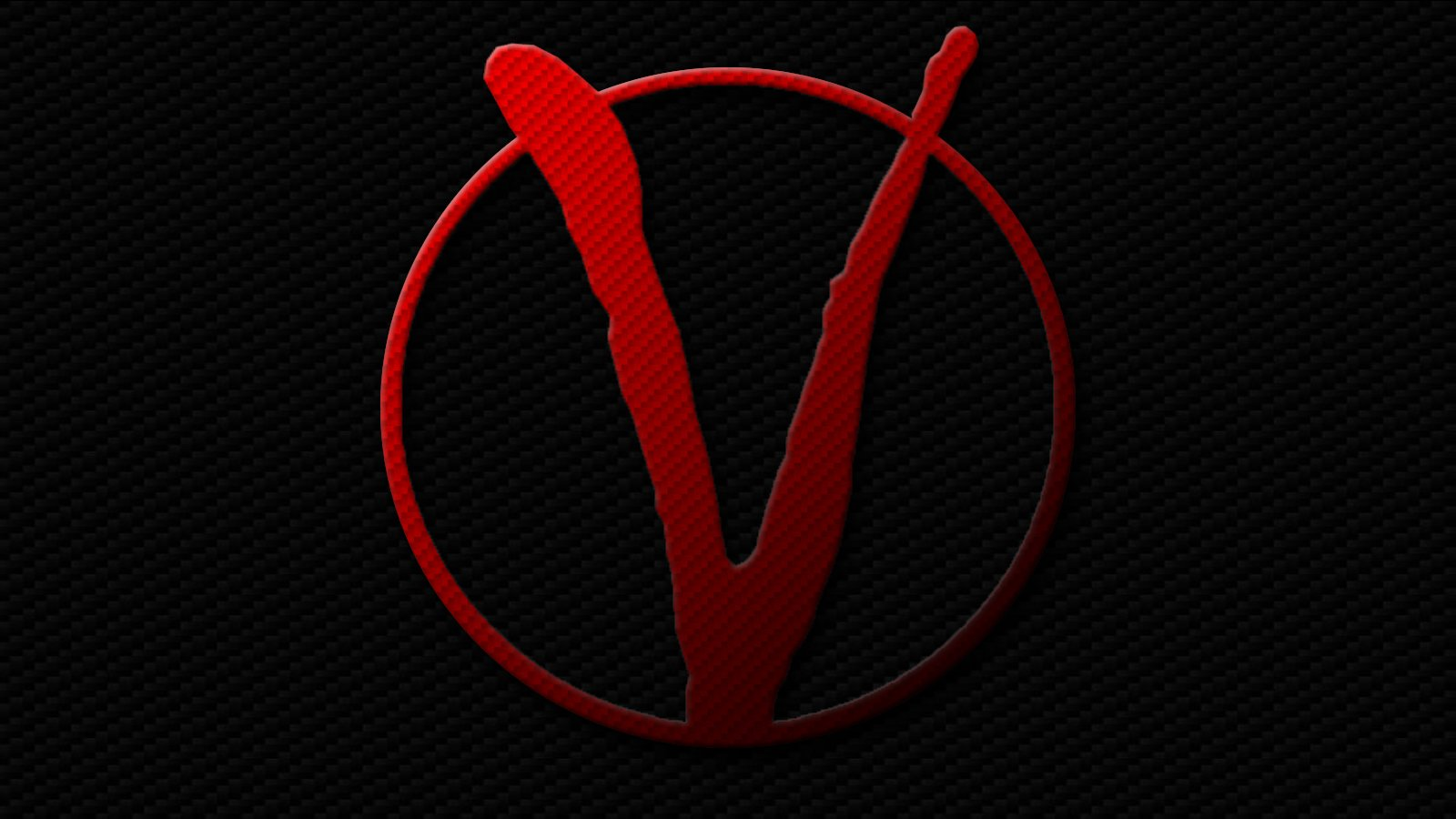 symbol v for vendetta black background wallpaper | 1600x900 | 326640