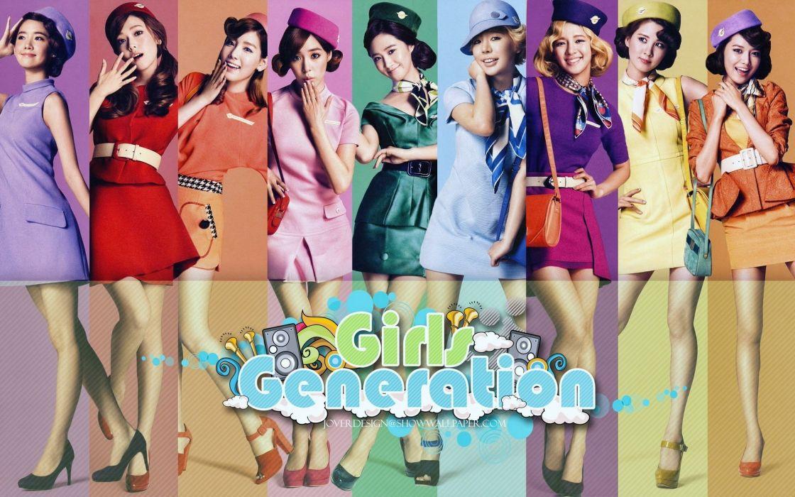 women Girls Generation SNSD Asians Seohyun Korean Jessica Jung Kim Taeyeon Kwon Yuri Im YoonA Kim Hyoyeon Choi Sooyoung K-Pop Lee Soon Kyu Tiffany Hwang wallpaper