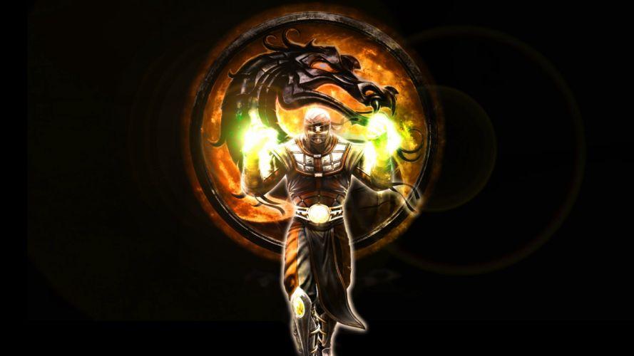 Mortal Kombat Mortal Kombat logo wallpaper