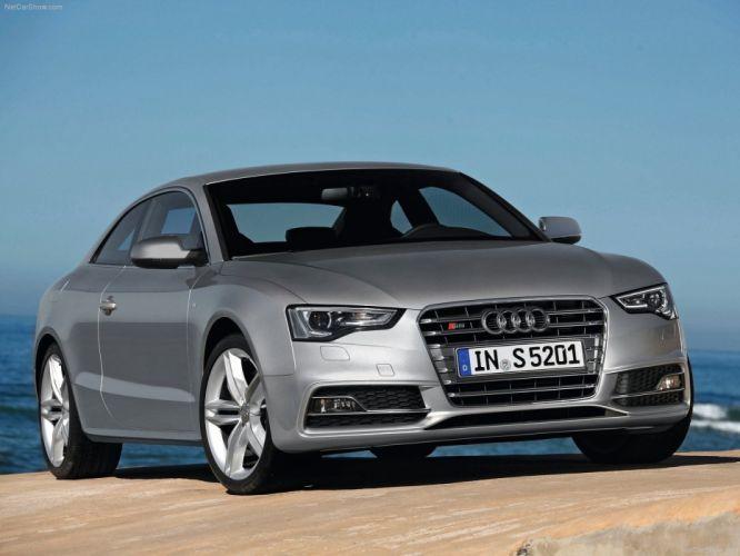 cars Audi Audi S5 wallpaper