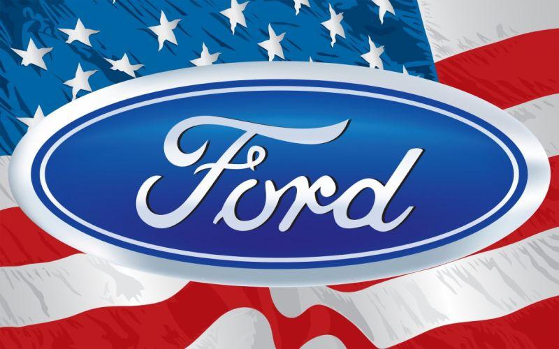 Ford logos wallpaper