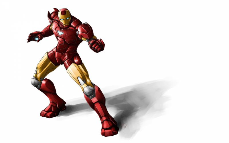 Iron Man Marvel Comics wallpaper