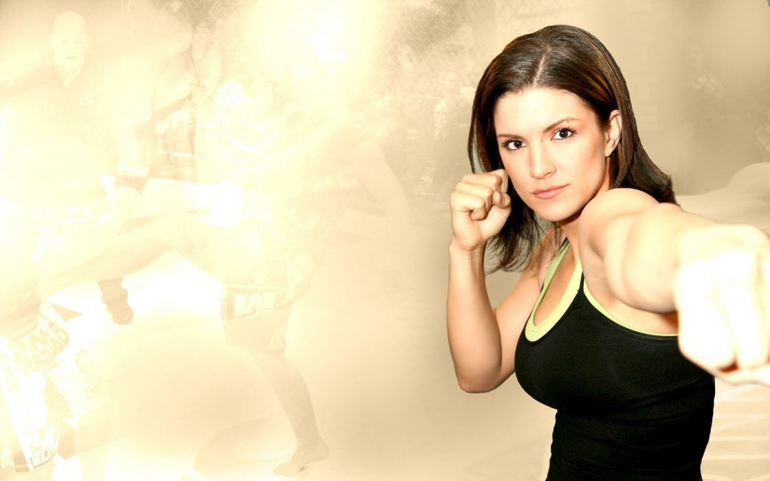women Gina Carano wallpaper