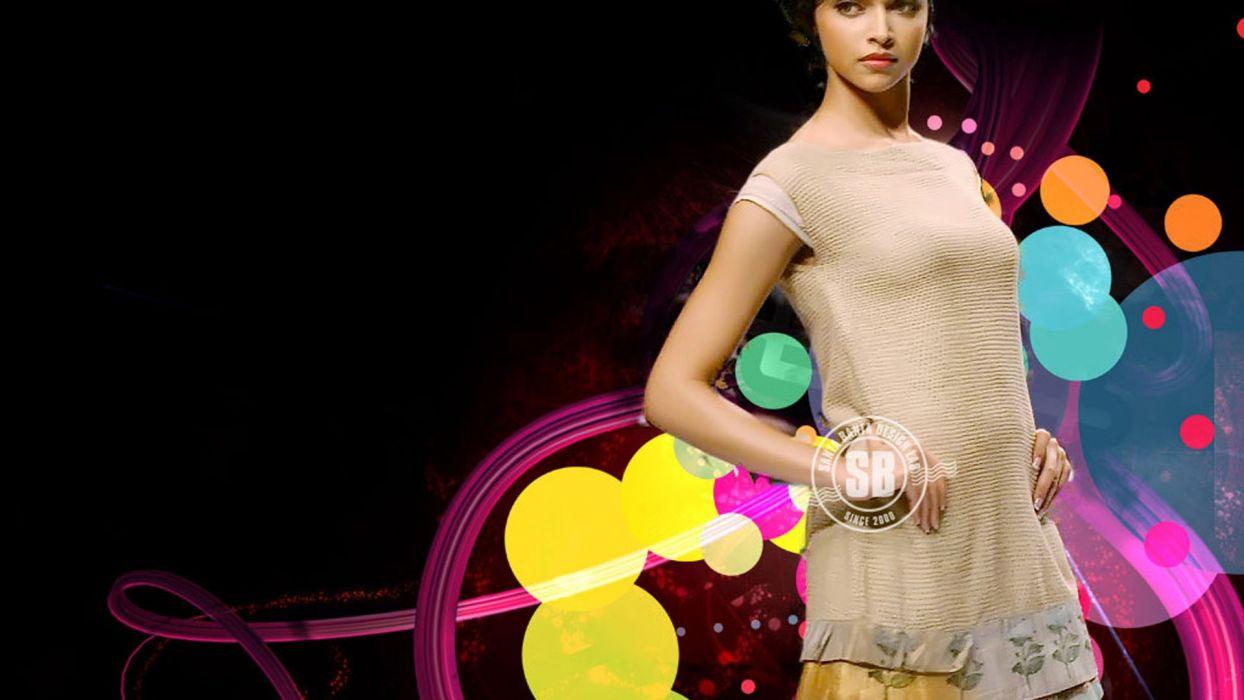 DEEPIKA PADUKONE indian film actress model bollywood babe (19) wallpaper